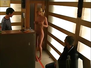 Oon cmnf exhibitionist