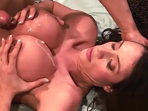 Wild and Misted Fuck Session with Insatiable Latina Wife Ariella Ferrera