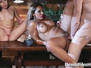 Scalding 3Somes Compilation - aaliyah a torch for
