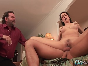 Spliced Zoey Holloway Makes Cuckold Watch