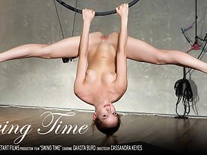 Swing Time - Dakota Burd - Met-Art
